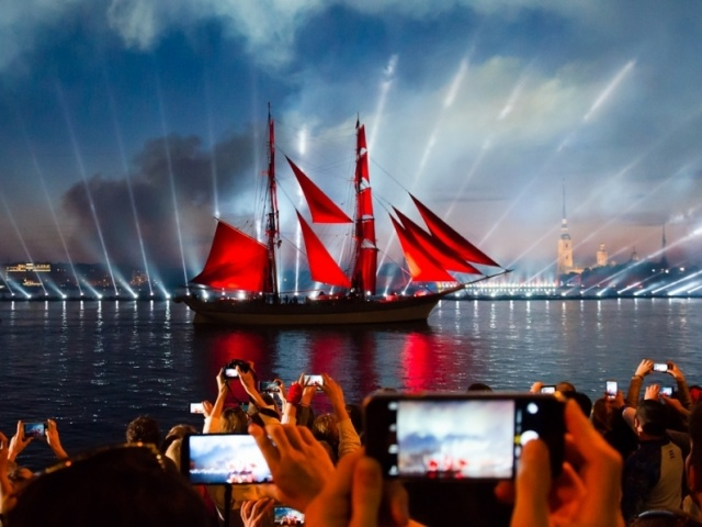 The Scarlet Sails 2021